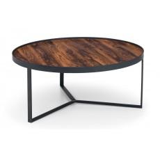 Julian Bowen Loft Coffee Table - Walnut