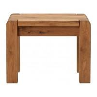Imola Oak Lamp Table