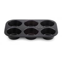 Inspire Bakeware 6 Cup Jumbo Muffin Tin