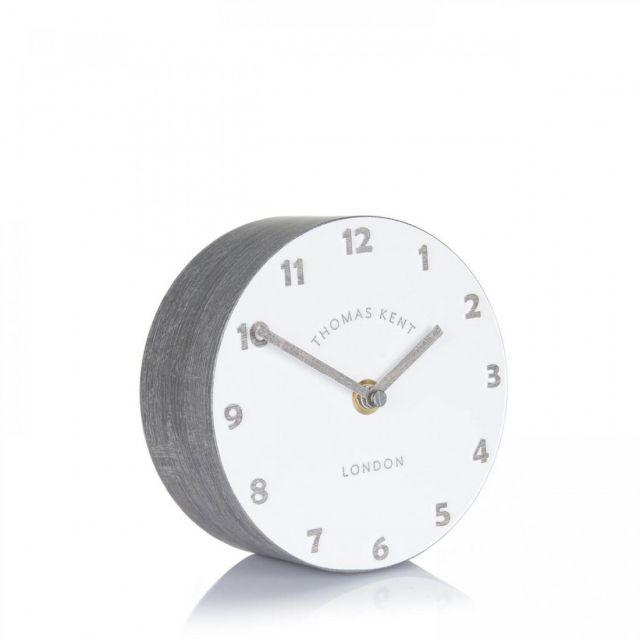 image-Thomas Kent Osprey Limestone Mantel Clock
