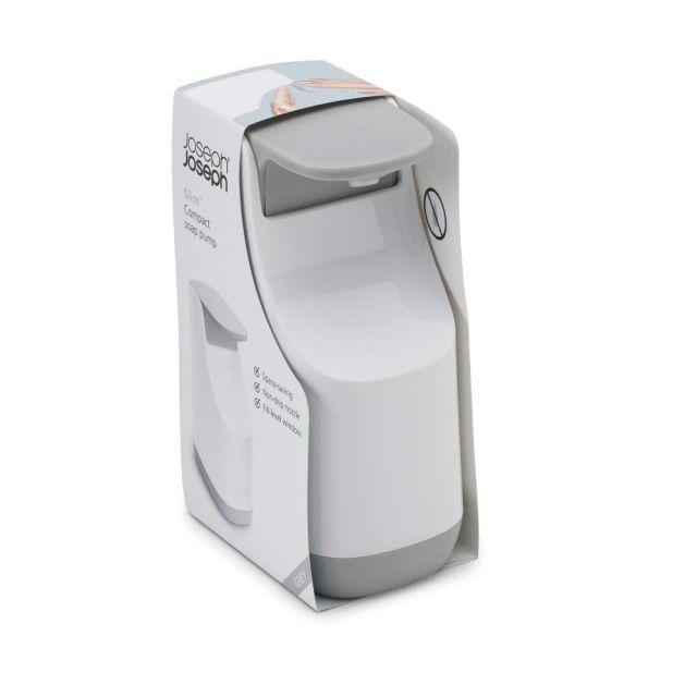image-Joseph Joseph Slim Compact Soap Dispenser