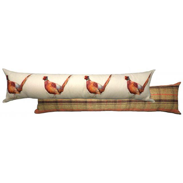 image-Evans Hunter Pheasant Draught Excluder