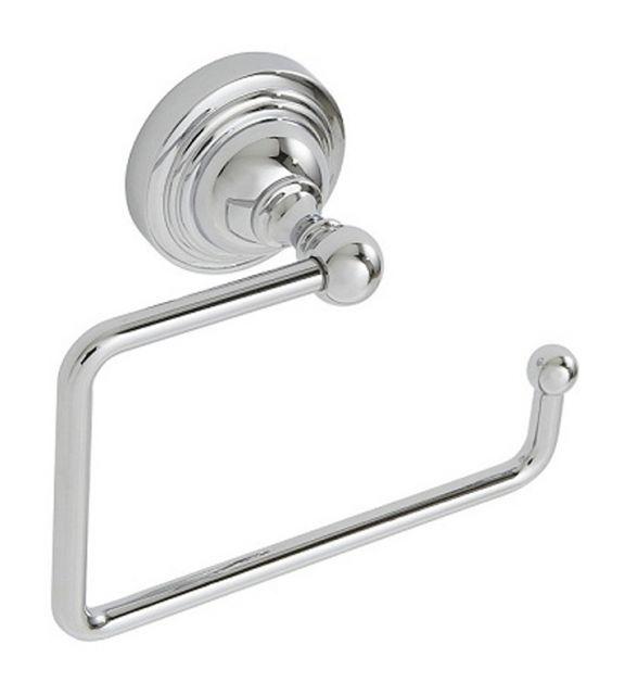 image-Showerdrape Fidelity Toilet Roll Holder - Chrome